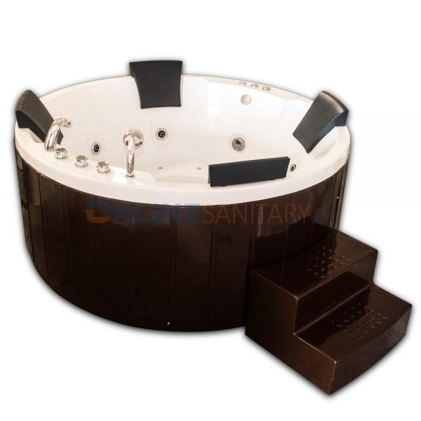 Adelina Round Whirpool Jacuzzi bathtub price in India
