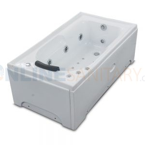 Alecia Whirlpool Jacuzzi Bathtub Price in India