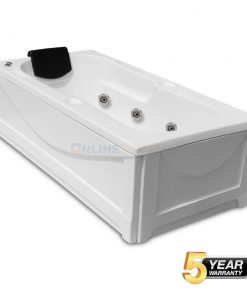 Aida Freestanding Jacuzzi Bathtub at Best Price