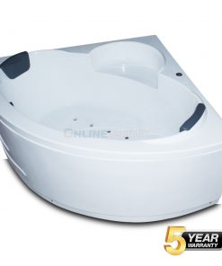 Galina Corner Bubble Bathtub at Best Price in India
