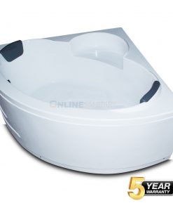 Galina Freestanding Corner bathtub At best price in Mumbai