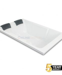 Losif Fixed Acrylic Bathtub at best price in Bangalore India