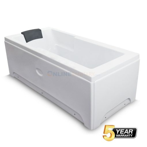 Luzia Free Standing Acrylic bathtub at best price in Hyderabad india