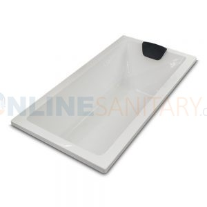 Naura Fixed Acrylic bathtub price in Hyderabad India