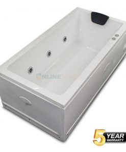 Naura Jacuzzi Bathtub Price in India