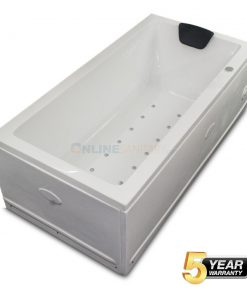 Odo Rectangular Bubble Bathtub at Best Price in India
