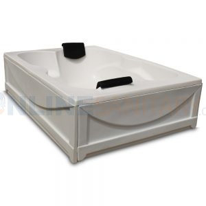 Orlena Freestanding Soaking Bathtub Price in India