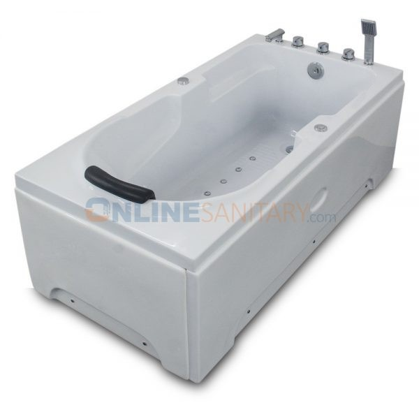 Polina Jacuzzi Bathtub Price in India