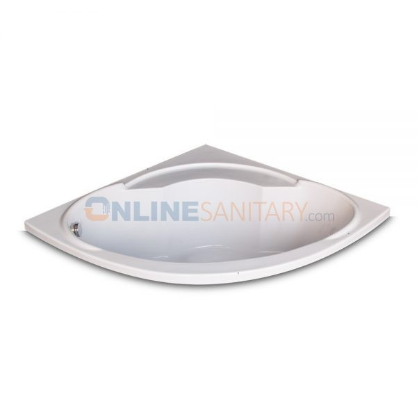 Ray Corner Acrylic Bathtub Price in India