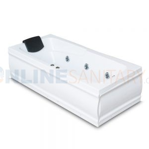 Roselin Jacuzzi bathtub at Best price in India