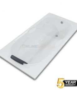 Zoe Fixed Acrylic Bathtub at Best price in Delhi