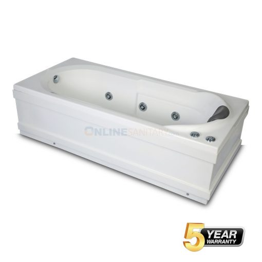 Artio Jacuzzi Massage Bathtub Price in India