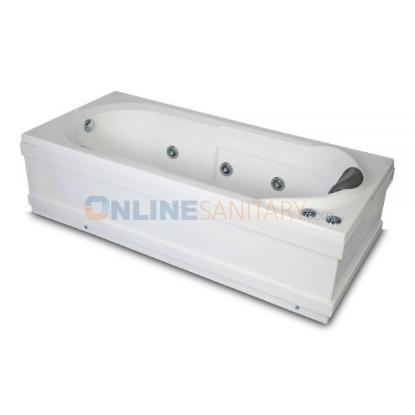 Artio Jacuzzi Bathtub price in India