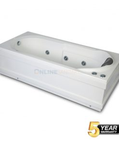 Arto Jacuzzi Massage Bathtub Price in India