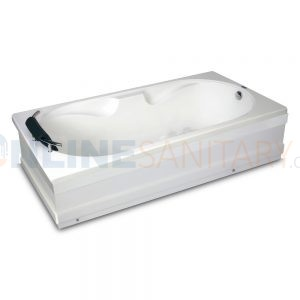 Capri Freestanding Soaking Bathtub Price in India