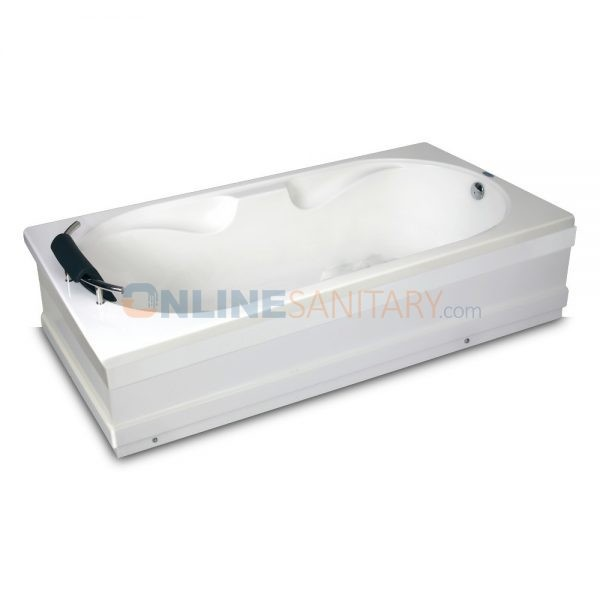 Capri Bathtub Price in India