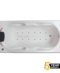 Caprian Bubble Massage Bathtub Price in India
