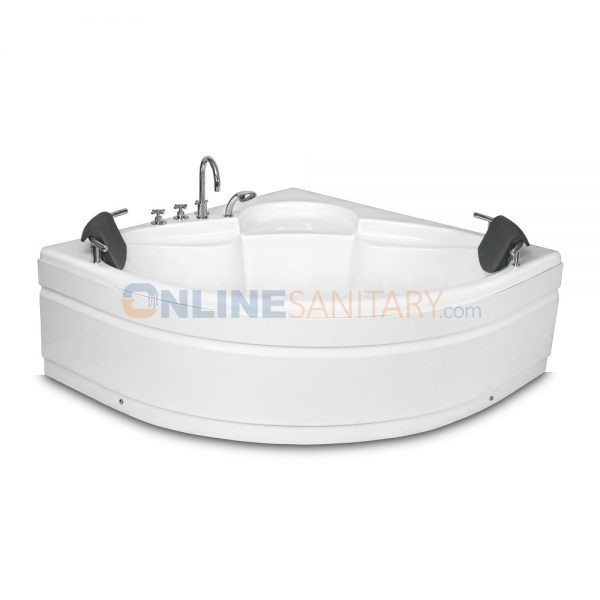 Cona Corner Acrylic Bathtub Price in India