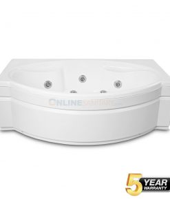 Coral Jacuzzi Massage Bathtub Price in India