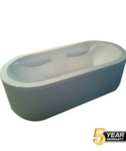 Prosper Oval Freestanding Soaking Bathtub Price