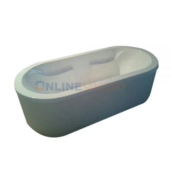 Prosper Oval Freestanding Soaking Bathtub Price