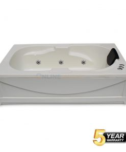 Raison Whirlpool Jacuzzi Bathtub at Best Price in India