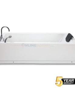Zara Freestanding Soaking Acrylic Bathtub Price in India