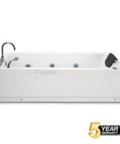Zelina Jacuzzi Massage Bathtub Price in India