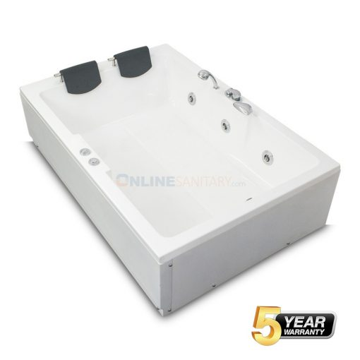 Zes Jacuzzi Massage Bathtub Price in India