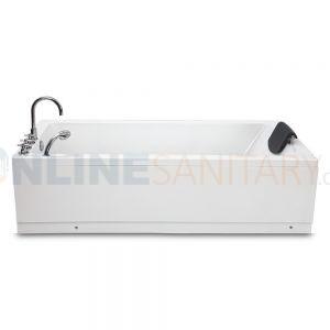 Zurie Freestanding Soaking Bathtub Price in India